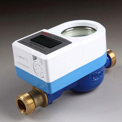 DC gear motor applied to smart water meter