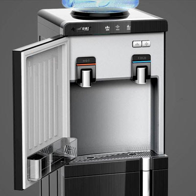 DC gear motor used in smart drinking fountains