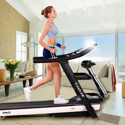 DC gear motor used in fitness equipment